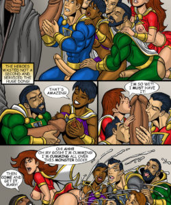 Shazam! 010 and Gay furries comics