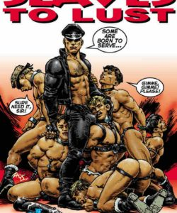 Slaves To Lust 001 and Gay furries comics