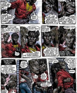 Slaves To Lust 014 and Gay furries comics