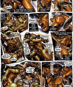 Slaves To Lust 023 and Gay furries comics