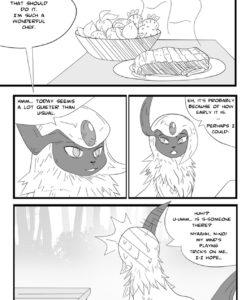 Soul And Yeno gay furry comic