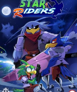 Star Riders 001 and Gay furries comics