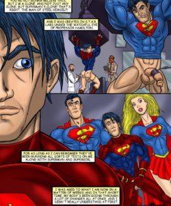 Superboy 2 gay furry comic
