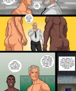 Tales Of The Naked Knight 1 - Club Story 004 and Gay furries comics