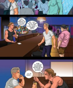 Tales Of The Naked Knight 1 - Club Story 010 and Gay furries comics