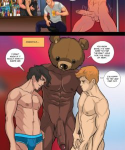 Tales Of The Naked Knight 1 - Club Story 018 and Gay furries comics