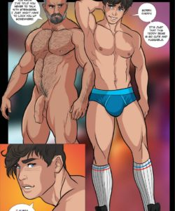 Tales Of The Naked Knight 1 - Club Story 020 and Gay furries comics