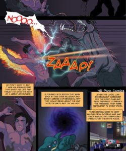 Tales Of The Naked Knight 1 - Club Story 027 and Gay furries comics