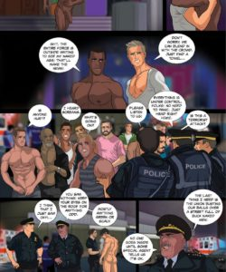 Tales Of The Naked Knight 1 - Club Story 028 and Gay furries comics