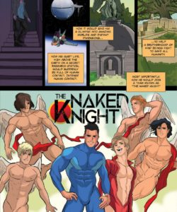 Tales Of The Naked Knight 1 - Club Story 031 and Gay furries comics