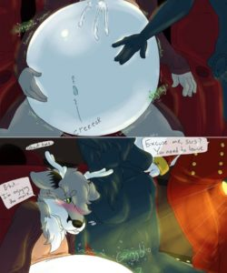 Tandom's Day Out 007 and Gay furries comics