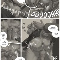 The Art Of Making A Deal gay furry comic