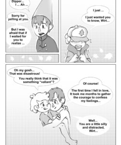 The First Time 004 and Gay furries comics