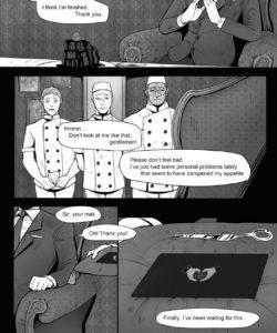 The Kingdom Of Dreams 1 - Mr Badger's Taste 001 and Gay furries comics