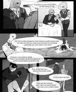 The Kingdom Of Dreams 1 - Mr Badger's Taste 005 and Gay furries comics