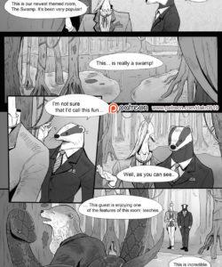 The Kingdom Of Dreams 1 - Mr Badger's Taste 006 and Gay furries comics
