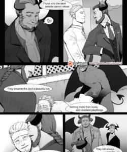 The Kingdom Of Dreams 1 - Mr Badger's Taste 014 and Gay furries comics