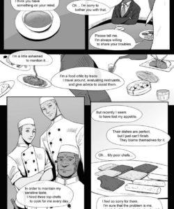 The Kingdom Of Dreams 1 - Mr Badger's Taste 017 and Gay furries comics