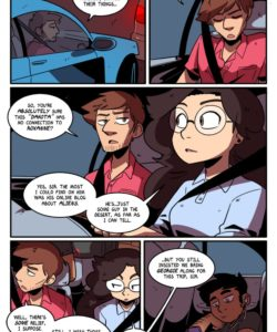 The Rock Cocks 8 - Enter The Cockpit 002 and Gay furries comics