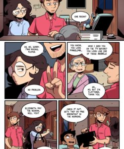 The Rock Cocks 8 - Enter The Cockpit 019 and Gay furries comics