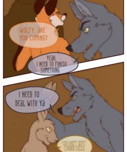 The Vixen And The Bear 2 - The Hunt For The Red Casket 027 and Gay furries comics