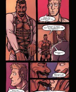 The Wedding Night 004 and Gay furries comics