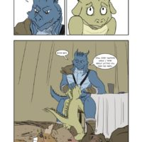 Thievery 1 - Issue 2 - Punishment gay furry comic