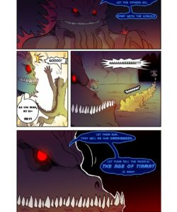 Thievery 1 - Issue 3 - Colis 012 and Gay furries comics