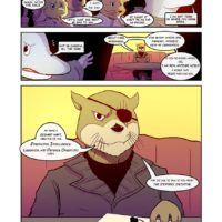 Thievery 1 - Issue 5 Part 2 - Climax gay furry comic