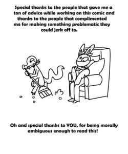 This Salandit Is A Rapist And I Fucking Hate Him 024 and Gay furries comics