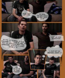 Throw A Dog A Bone 001 and Gay furries comics