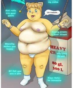 Will Boo Get Fatter 007 and Gay furries comics