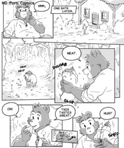 Willy The Alchemist In Syrup Secrets 004 and Gay furries comics