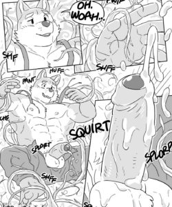 Willy The Alchemist In Syrup Secrets 010 and Gay furries comics