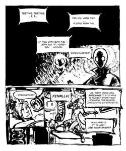 Zircon – First Contact gay furry comic