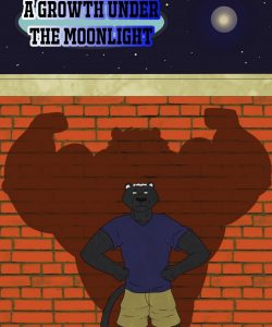 A Growth Under The Moonlight gay furry comic