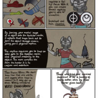 A Tale Of Tails 5 - A World Of Hurt gay furry comic