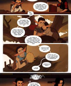 Alfie 7 gay furry comic