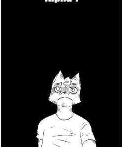 Alpha 1 gay furry comic