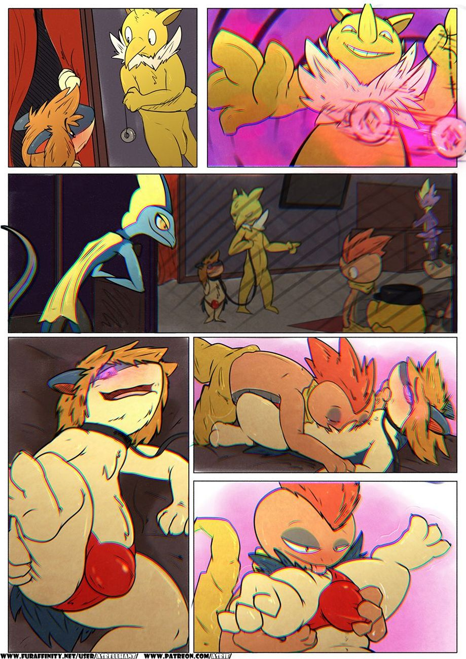 Furry Orn orgy archives - gay furry comics