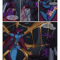 Aran's Ant Adventure gay furry comic