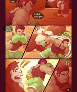 Banana Slamma 002 and Gay furries comics