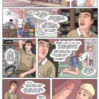 Bang Hard Ben 6 - A Friend In Need gay furry comic
