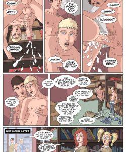 Bang Hard Ben 9 – Watching gay furry comic
