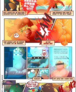 Beach City Diaries 5322 004 and Gay furries comics
