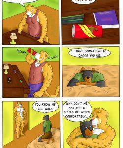 Big Changes gay furry comic