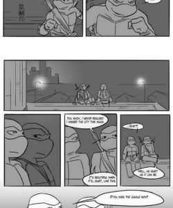 Black And Blue 3 009 and Gay furries comics