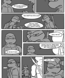 Black And Blue 3 016 and Gay furries comics