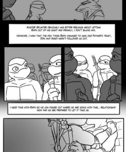 Black And Blue 4 003 and Gay furries comics