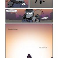 Black Book Of Cerebus 2 - Ghosts N Gargoyles gay furry comic